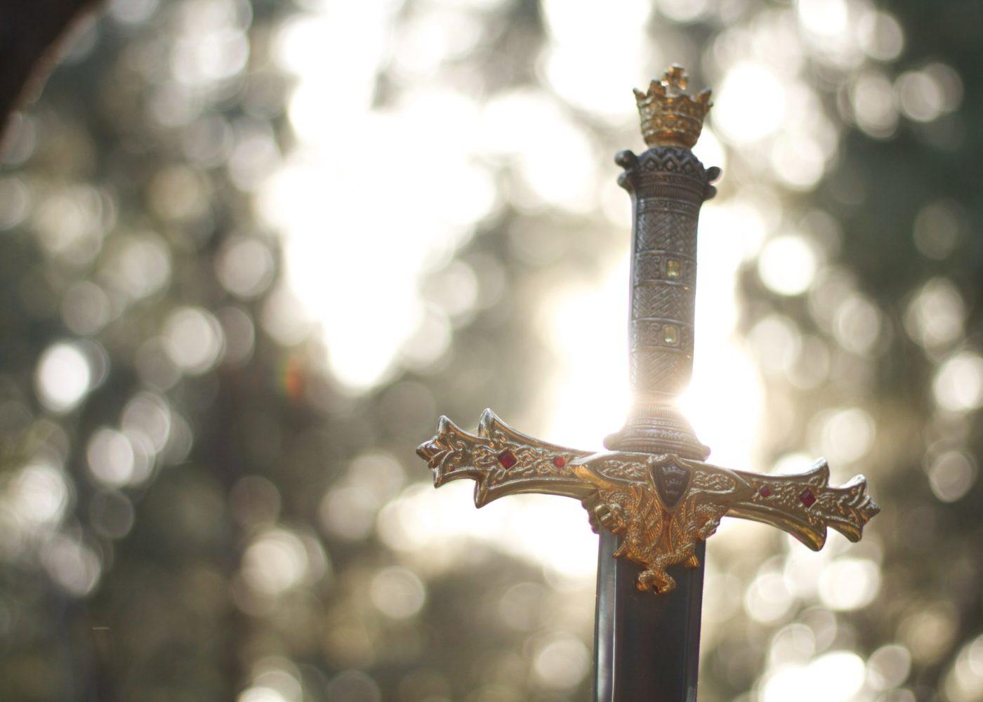 Matthew 18: Keys & Sword