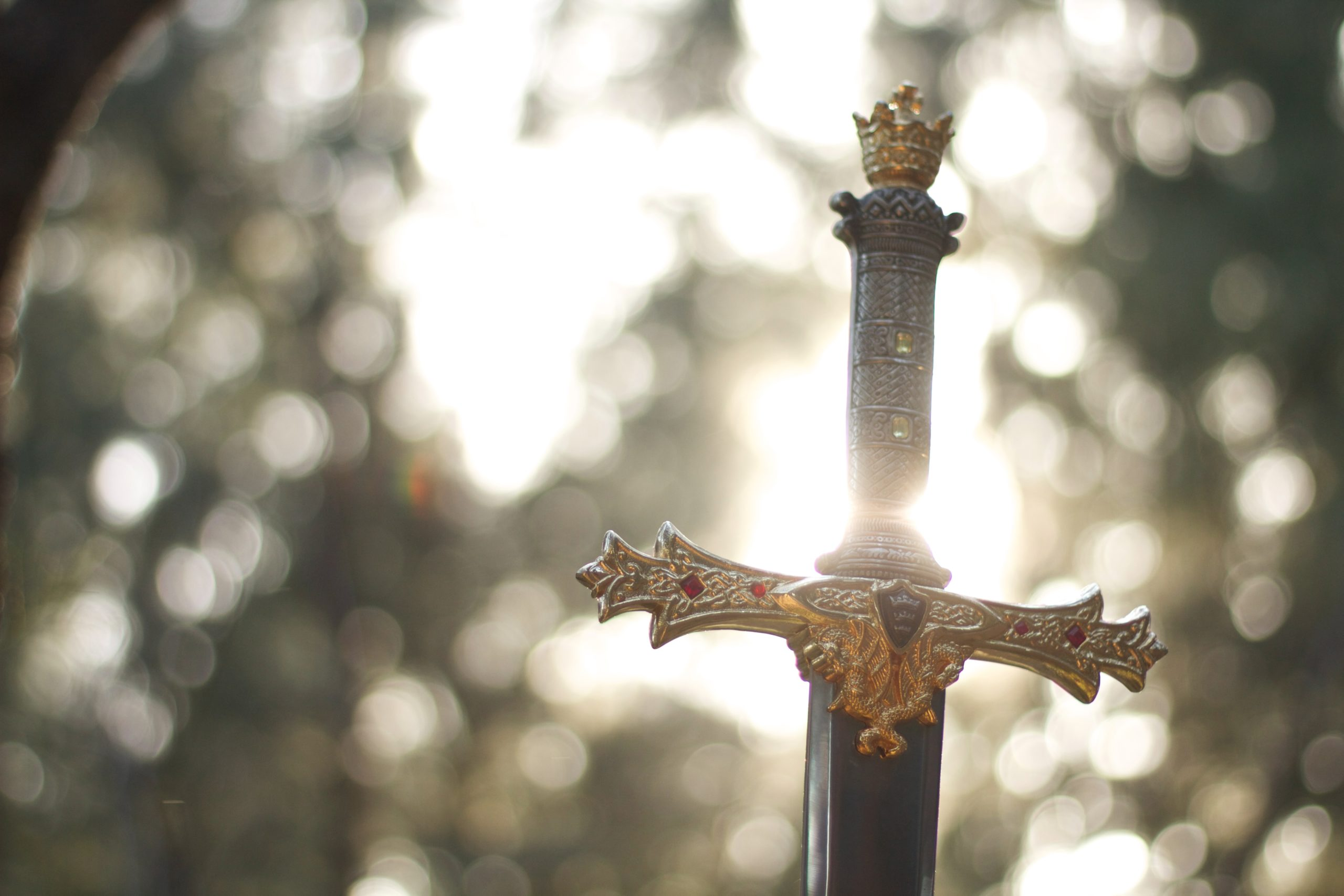 Matthew 18: The Keys and the Sword